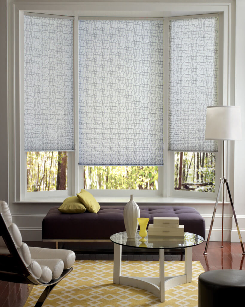 Hunter douglas safety and cordless shades drapery street for Hunter douglas exterior sun shades