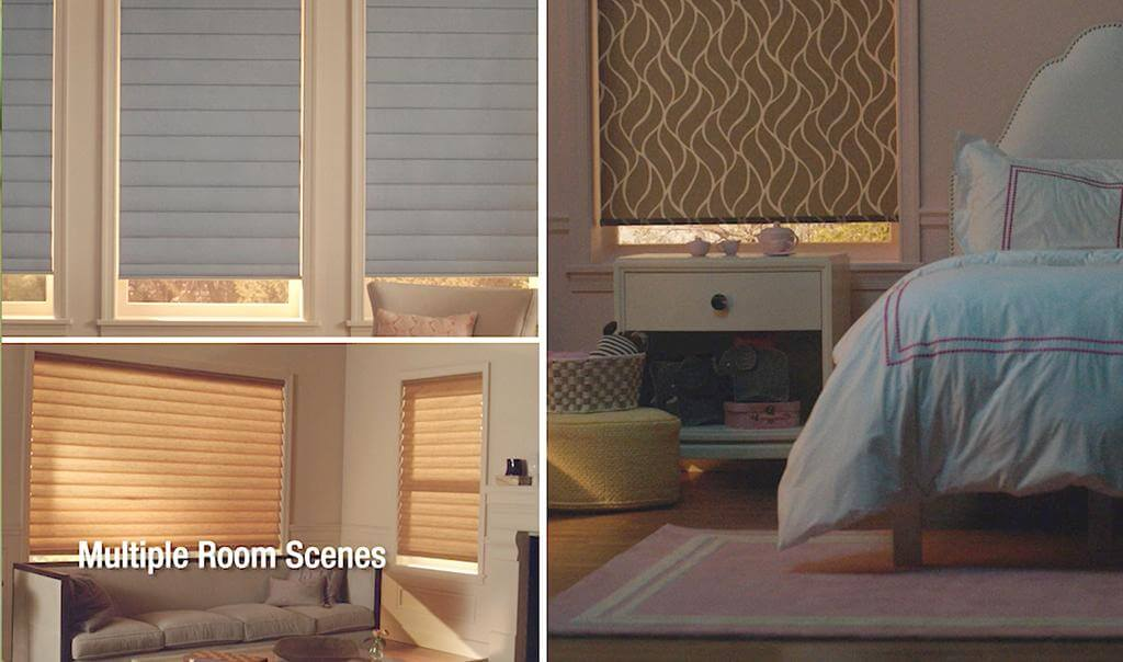 Powerview Motorized Shades