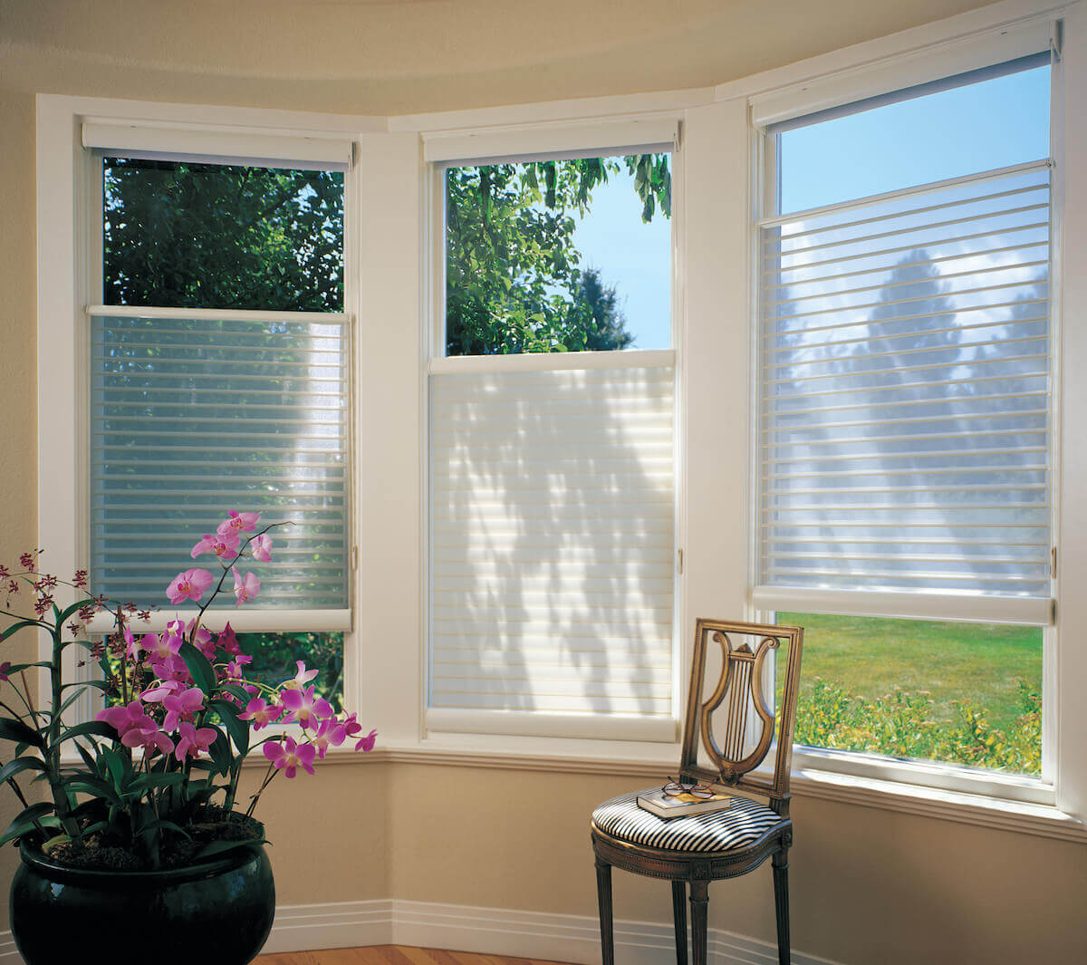 Window treatment ideas for bay windows - Window treatment ideas pictures ...
