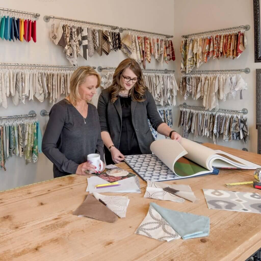 Free design consultation at Drapery Street