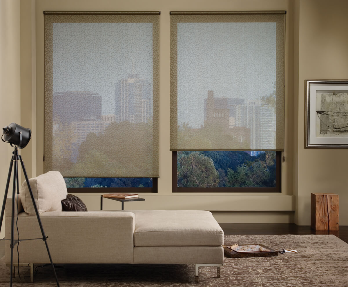 Hunter douglas bringing texture into your home with - The home hunter ...