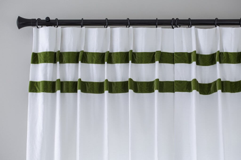 Design Trend Custom Pleated Drapes For Your Window