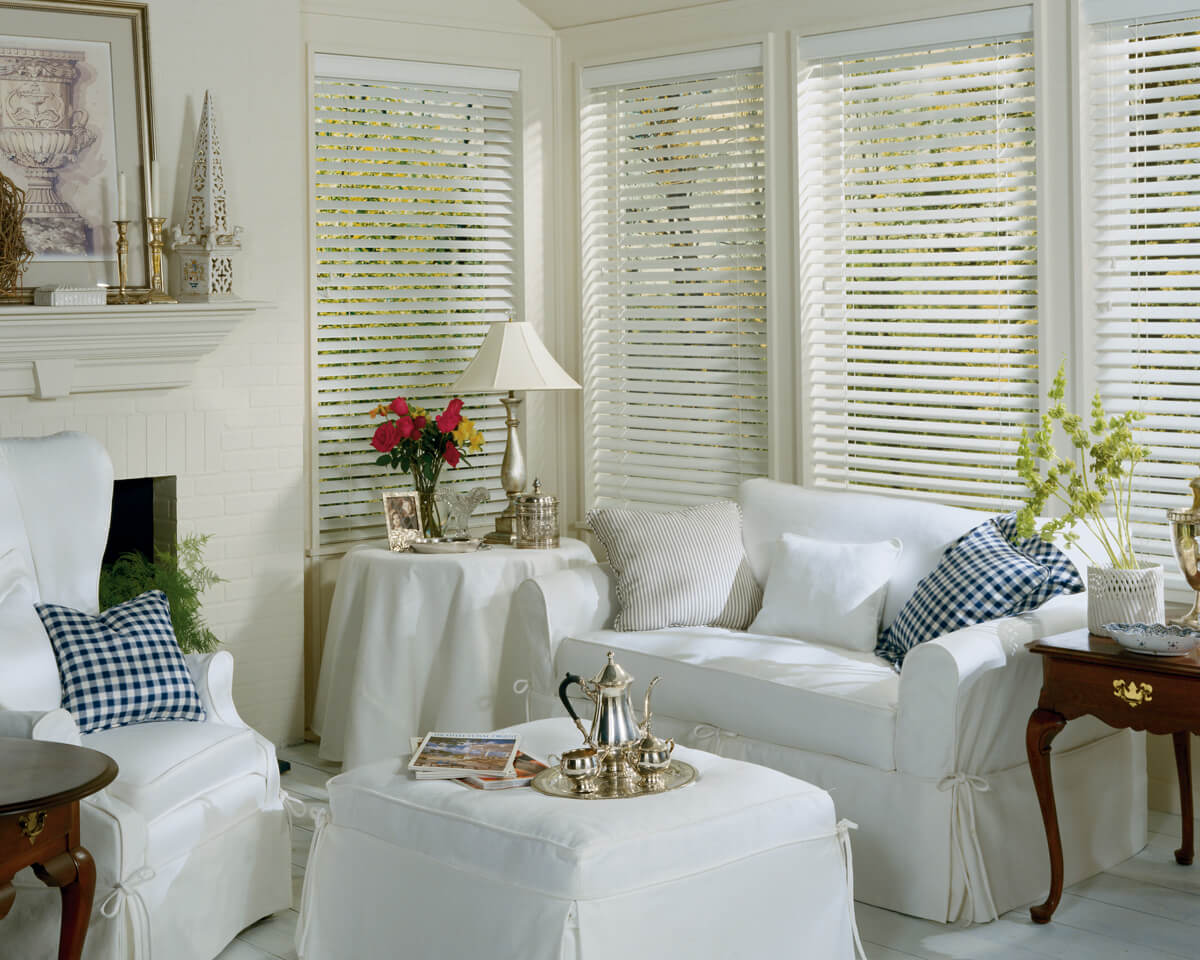 Hunter Douglas Everwood Blinds For Your Home Drapery