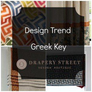Greek Key Collage