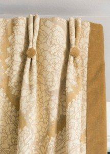 drapery pleat styles