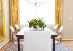 Dining Room Window Treatment Inspiration: Modern, Traditional, and Transitional