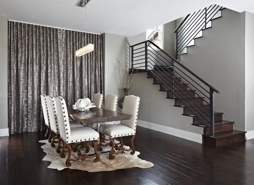 Color Trends Decorating With Greige Drapery Street