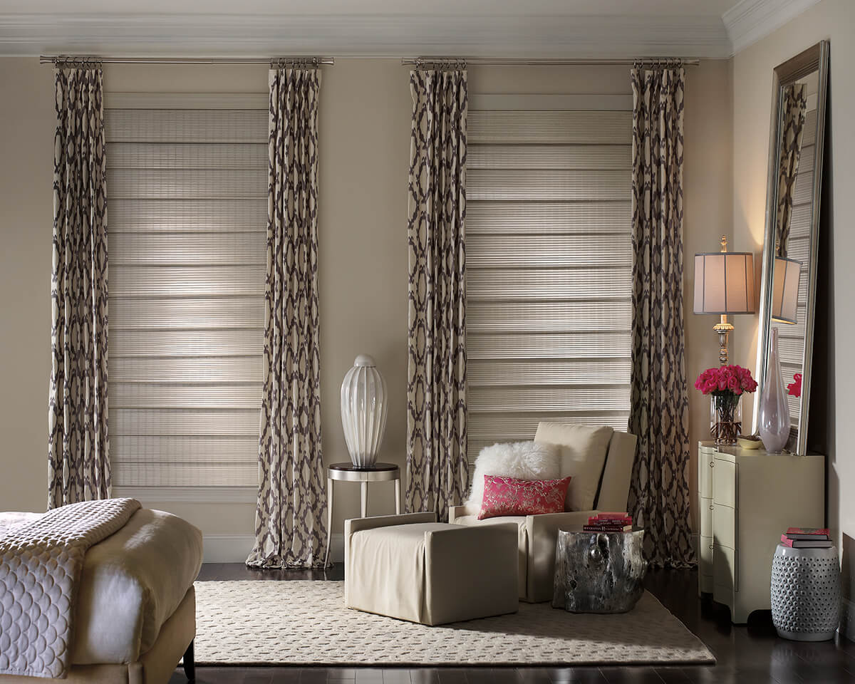 window treatments for bedrooms douglas room darkening solutions drapery 17877