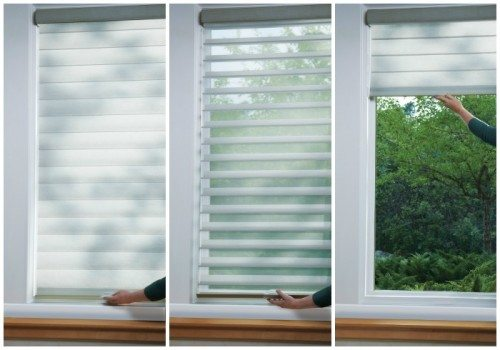 Using Light As A Design Element With Hunter Douglas Shades