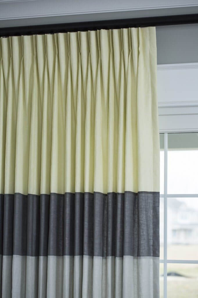 Design Trends Seamed Drapes Offer Variety And Style