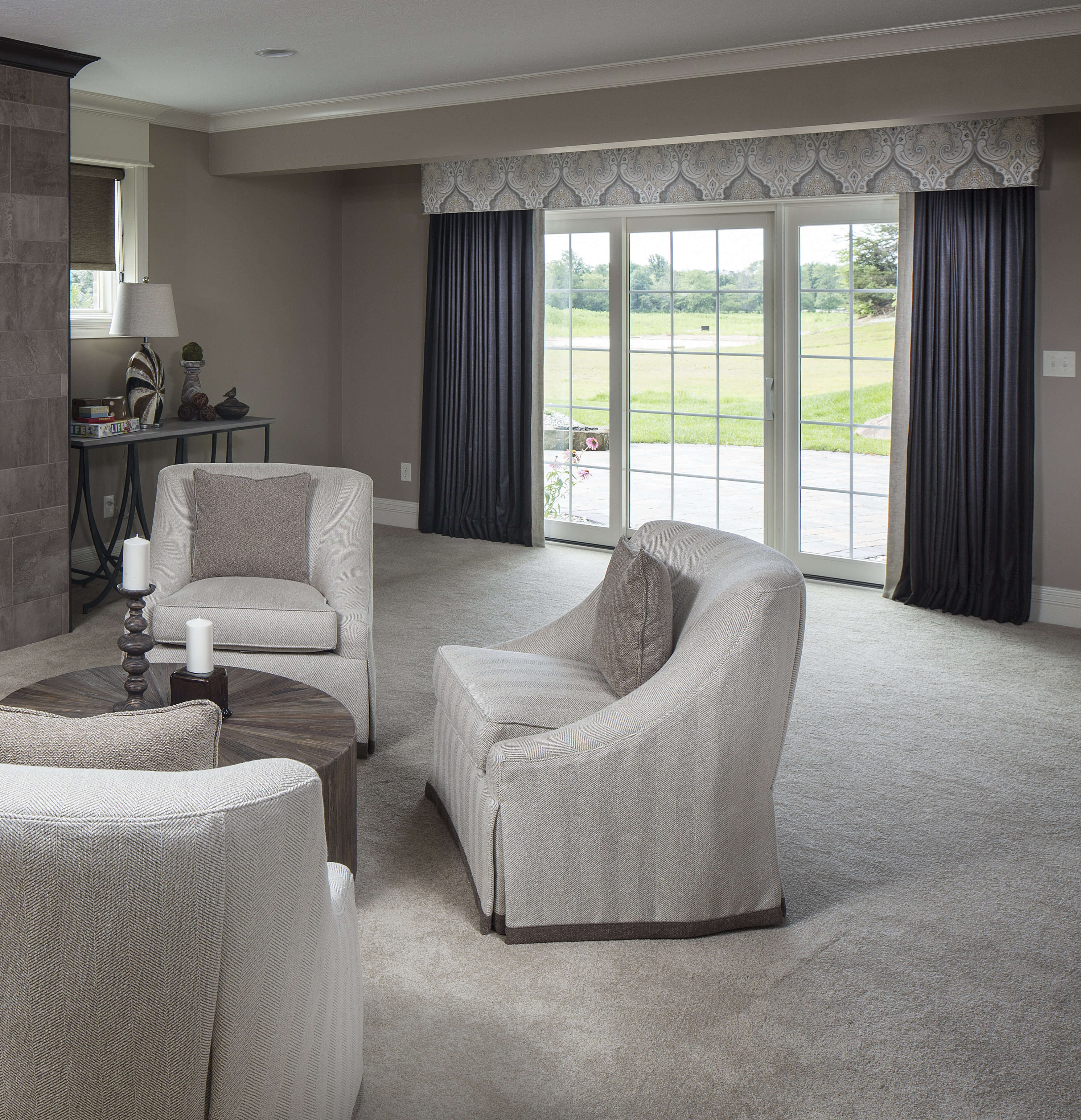 Ways To Decorate With Silk Linen Drapes