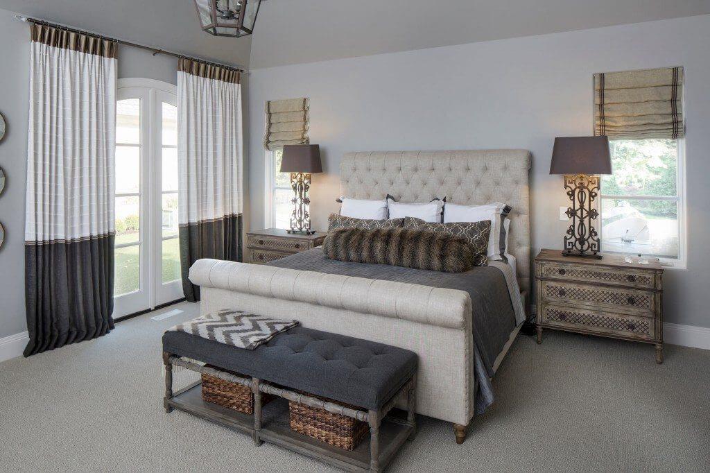 Window Treatment Ideas For Bedrooms Drapery Street