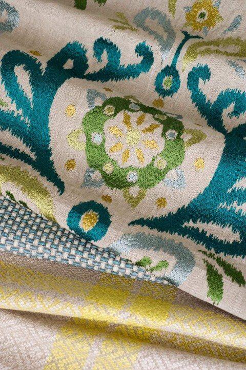 Pascal Damask Fabric