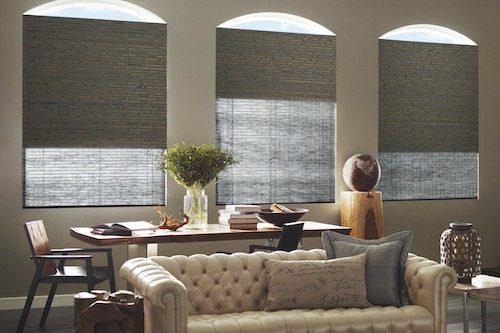 Arch Window Treatments