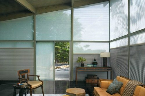 Window Treatment Solutions For Unique Windows Drapery