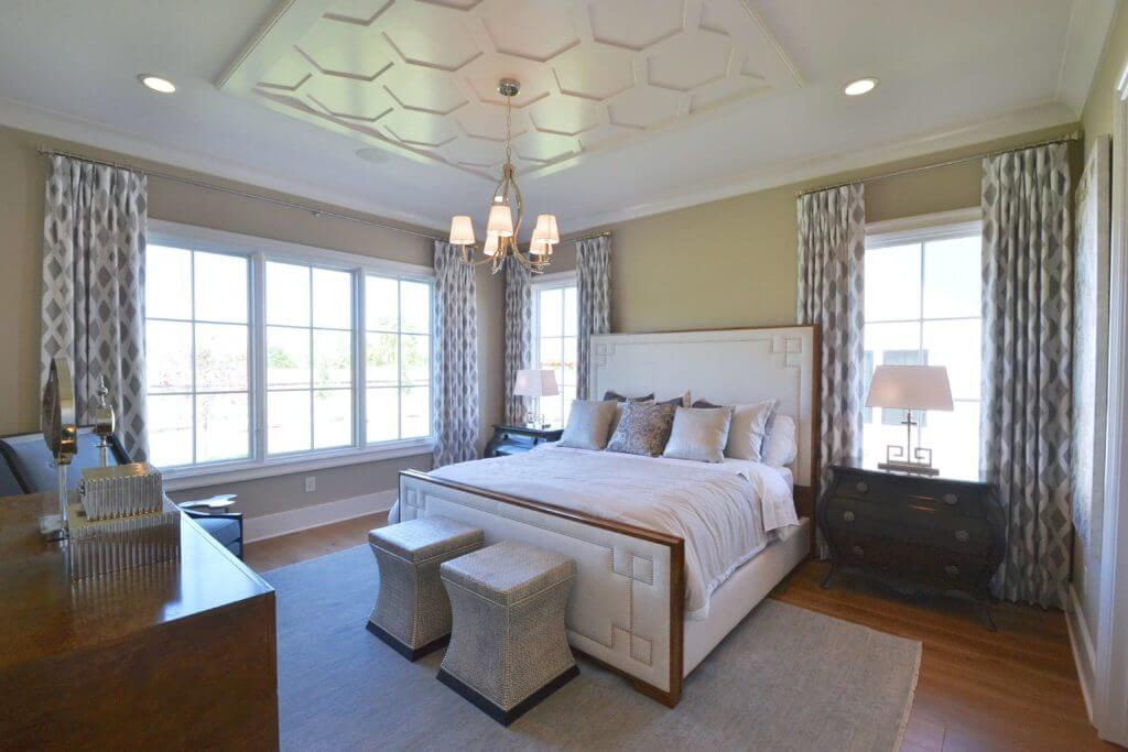 Home-a-Rama 2016 Gradison Home Master Bedroom