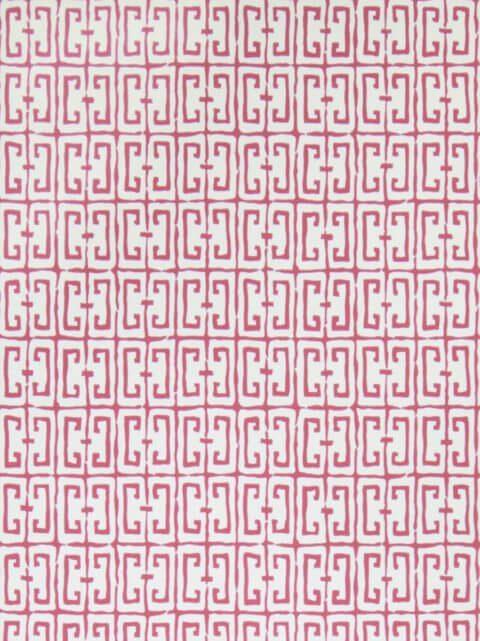 Fret Pink _ Wallcovering _ Stroheim