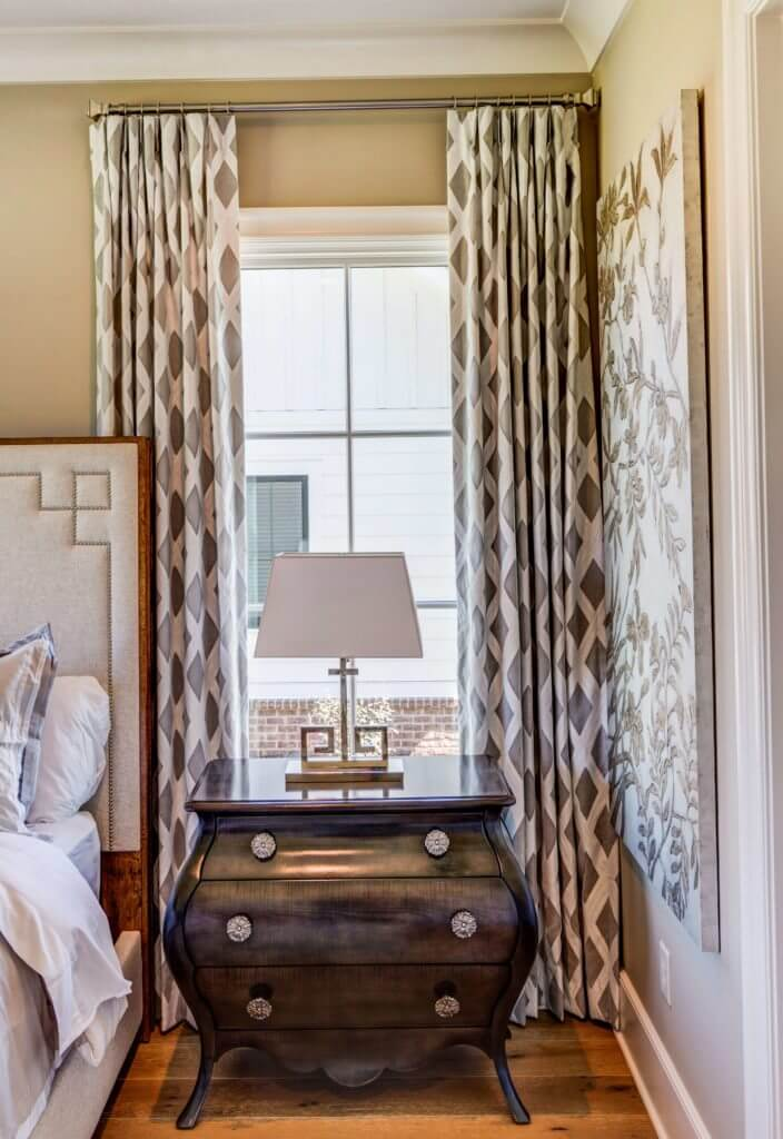 Window Treatments That Don T Hide Trim Drapery Street