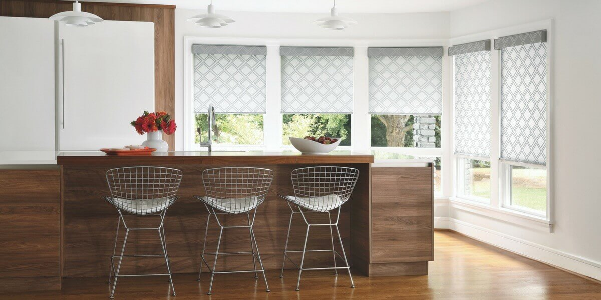 Automated Roller Shades