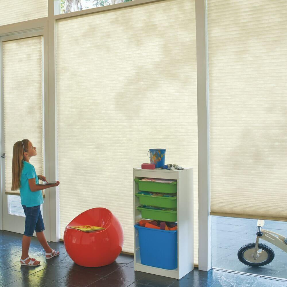 Motorized Blinds And Shades Drapery Street