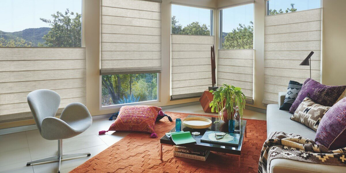 Automated Alustra Blinds