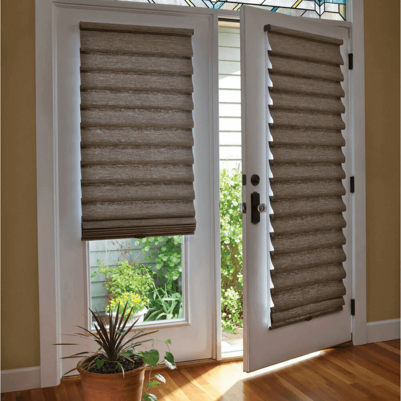 Custom Shades. Shades Are A Great Alternative To Vertical Blinds ...