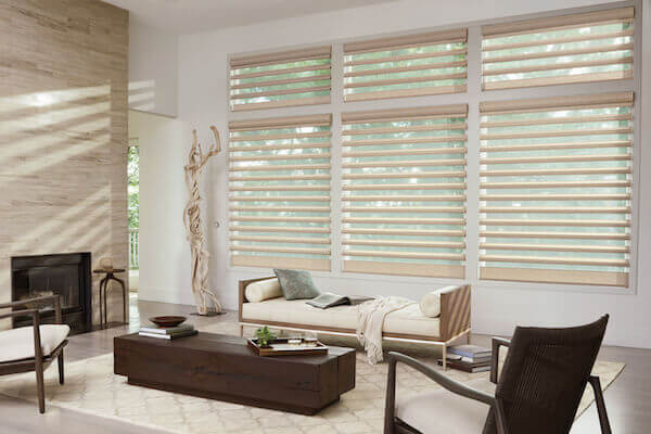 Pirouette® shadings with Invisi-Lift™