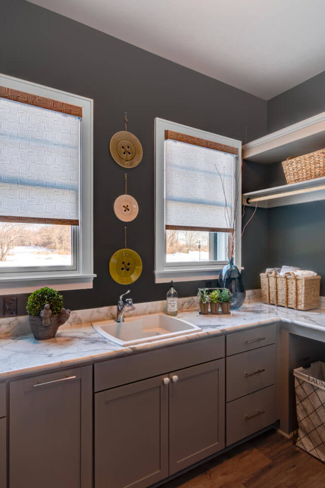 Maple Ridge Laundry Room