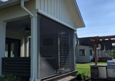 Extend Porch Season with Outdoor Shades