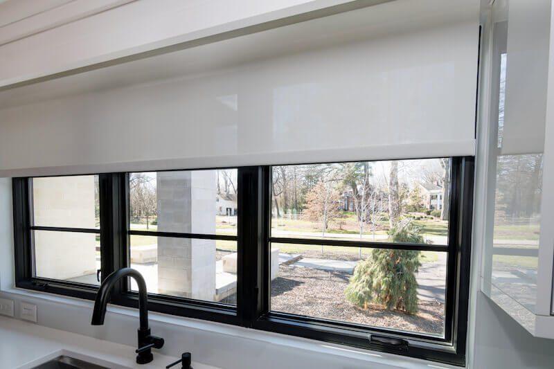 Prewiring Window Treatments for a Clean Look