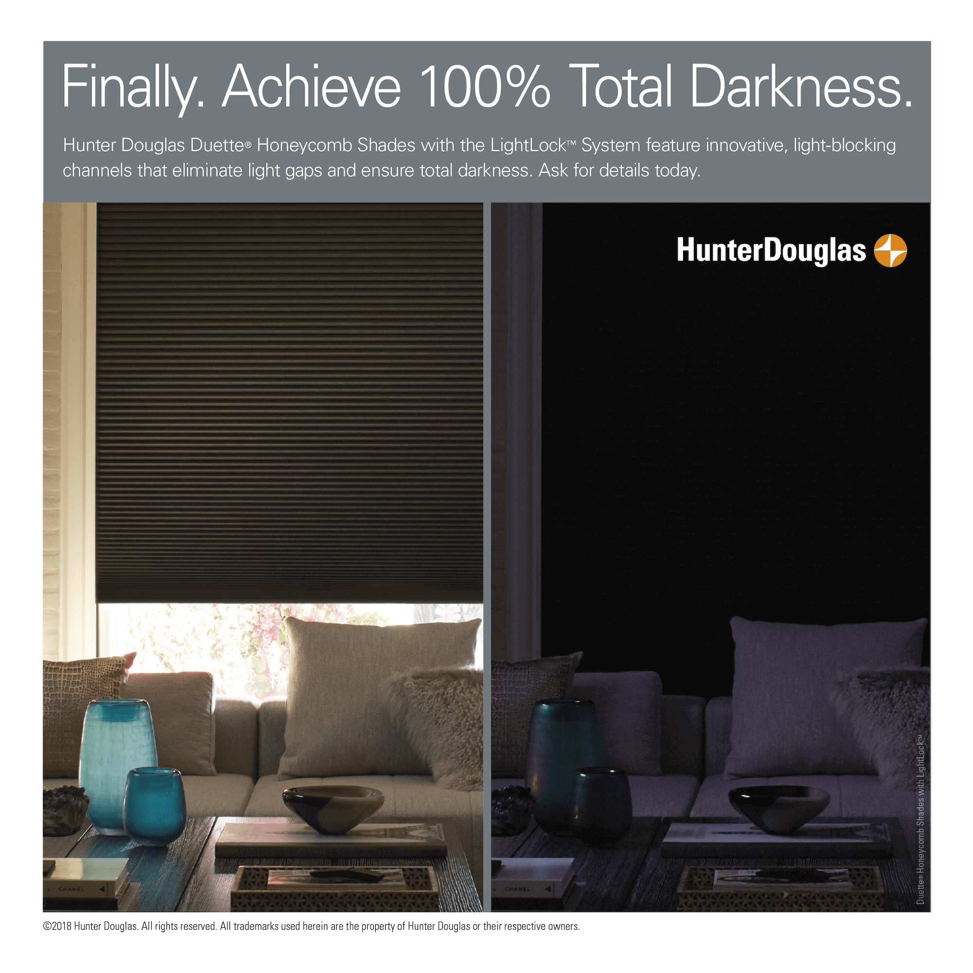 Hunter Douglas Duolite®
