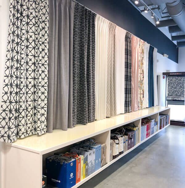 Our Hands-On Showroom, What Makes The Drapery Street Experience Special