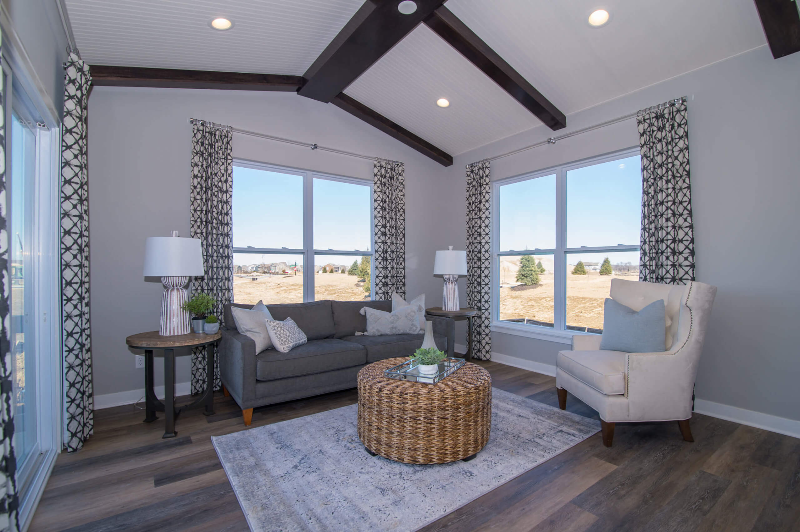 The Reserve at Steeplechase Model Home